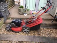 AL-KO Classic 525 petrol lawn mower