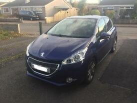 Peugeot 208 Allure for sale - zero road tax