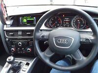 2012 Audi A4 AVANT 2.0 TDI e SE Technik 5dr estate, Towbar, bluetooth, START/STOP