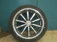"19"" Audi Mercedes Alloys"