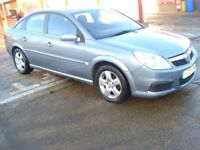 2006 Vauxhall Vectra Exclusiv 1.8 106,739 miles with 13 months MOT until 14 Feb 2019