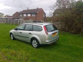 Ford focus tdci 06 plate
