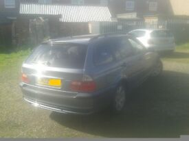 BMW 320 D Se Touring Diesel (fully loaded 340bhp)