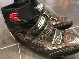 Sidi Road Boots