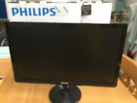 "Philips 21.5"" full HD monitor - 2 for sale (price for one)"