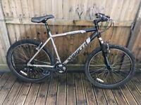 Saracen Rufftrax Mens Mountain Bike Aluminium Frame