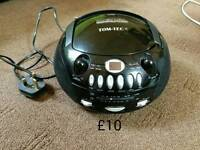Portable Cd Radio Player