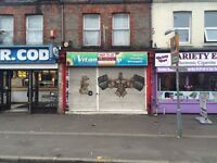 Shop To Let on Oxford Road