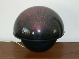 CRESTWORTH GALAXY - Rare Fibre Optics 70's Lamp