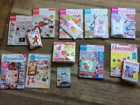 Special edition crafting magazines