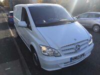 Mercedes Vito Euro 5 27521 miles 1 owner