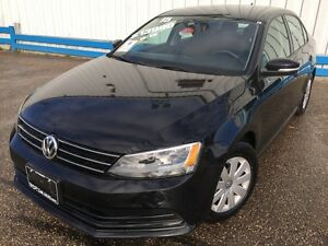 2015 Volkswagen Jetta Trendline *HEATED SEATS* Kitchener / Waterloo Kitchener Area image 1