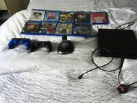 Ps4 slim console games and controls