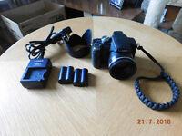 Panasonic LUMIX DMC-FZ28 10.1MP Digital Camera - Black