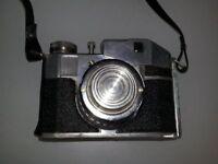Bencini Comet S CMF 35mm Camera