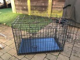 Small / Medium sized dog crate