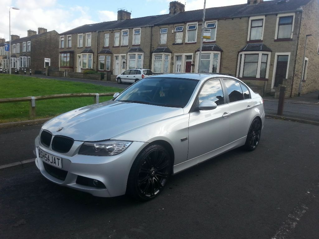 2005 bmw 320d 3 series e90 330d m sport lci conversion
