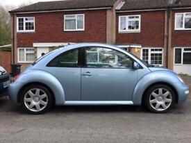 Vw beetle 1.8T 20v sold