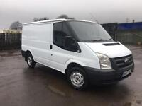 Ford transit 110 T280 full service history 2008 57 129k no vat to pay