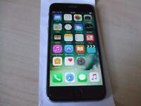 Apple Mobile Phone Iphone 6 128GB on EE Virgin T-Mobile Network Collection ONLY