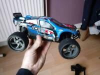 Matrix RC remote car