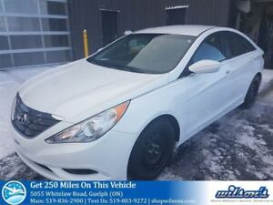 2013 Hyundai Sonata GL AUTOMATIC! CRUISE CONTROL! POWER PACKAGE!