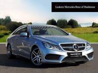 Mercedes-Benz E Class E250 CDI AMG SPORT (silver) 2013-09-05