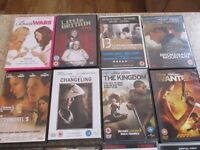 22 DVDs 15s and 18s Top Titles BARGAIN All great condition Check ALL photos for details