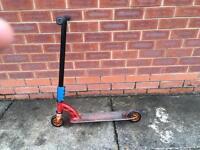 Fully custom scooter