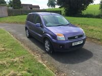 07 Ford Fusion 1,6 12months mot service history low insurance top spec£695