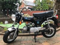 JINCHENG DX90 MONKEY BIKE 2007 LOW MILAGE 750 MUST BE SEEN £799 AT KICKSTART