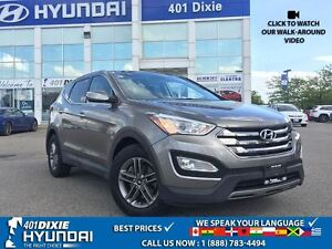 2013 Hyundai Santa Fe Sport 2.0T|1 OWNER|AWD|LEATHER|BACK-UP CAM