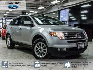 2010 Ford Edge SEL, AWD,Panramic Moonroof, Car Proof Verified