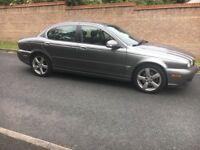 Jaguar X type Se auto diesel 2009 hpi Clear