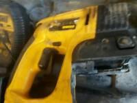 Dewalt cordless hammer drill sds