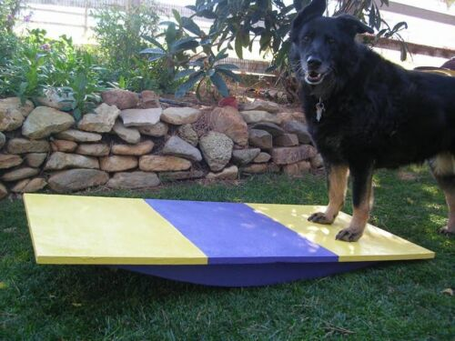 Dog Agility Equipment Rocker/ Wobble / Teeter Board