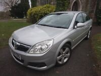 Vauxhall Vectra 1.9 CDTi 16v Exclusiv Auto 5dr Full History Cambelt Water pump Done with a long MOT
