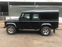 Land Rover defender county tdci 2011
