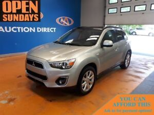 2014 Mitsubishi RVR SE 4X4! LEATHER! HUGE SUNROOF!