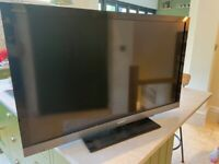 "40"" Sony Bravia with wall mount SOLD"