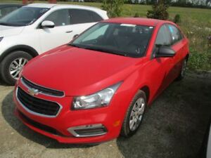 2016 Chevrolet Cruze LS ONE OWNER! POWER PACKAGE! KEYLESS ENTRY!