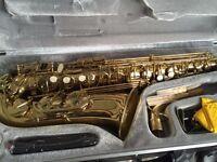Odyssey Eb Alto Saxophone