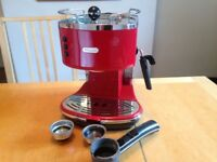 Delonghi classic Icona Micalite coffee machine