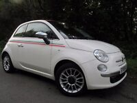 Fiat 500. CAN'T GET CREDIT? ... YES YOU CAN! CAR FINANCE AVAILABLE.