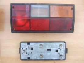 VW T25 - REAR TAIL LIGHT - TRANSPORTER - CAMPER - T3 - REAR CLUSTER - OFFSIDE