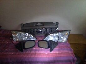 MONDEO MK 3 LIGHTS/MIRRORS AND MORE