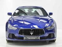 Maserati Ghibli DV6 (blue) 2015-07-21