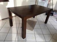 Solid wood 150cm dining table - BH10