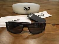 D&G unisex grey sunglasses -new