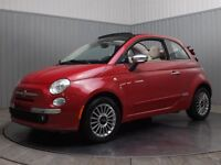 2012 Fiat 500C CONVERTIBLE A/C MAGS CUIR